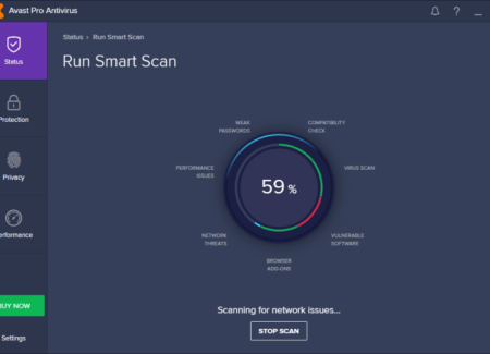 Avast Pro Antivirus license File
