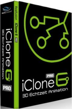 iClone 6 Crack
