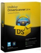 Uniblue DriverScanner 2017 Serial Key