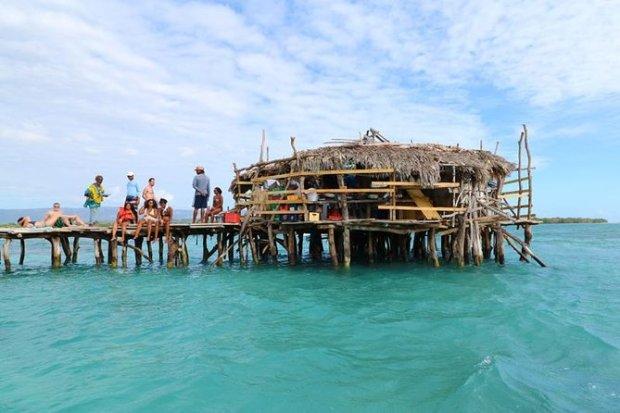 Pelican Bar tour Jamaica