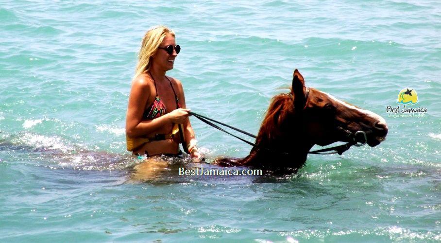 Horse-Back Jamaica