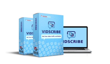 Vidscribe software to translate videos to any language