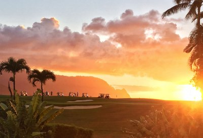 Makai Sunset Golf Cart Tour - Best Kauai Tours