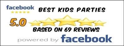virtual party 5 gold stars for facebook