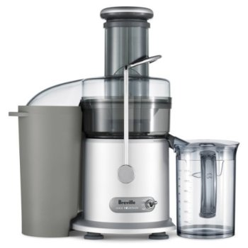 best small juicers,Breville JE98XL Juice Fountain Plus Juice Extractor