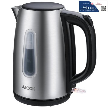 best electric stainless steel tea kettles