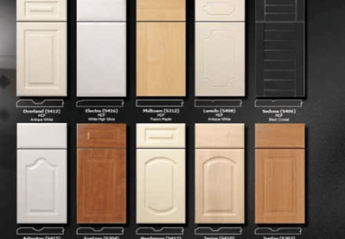 Kitchen Cabinet Styles Colors