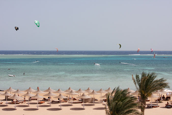 KiteSurfing in Sharm el Sheikh