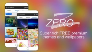 Zero Launcher For Android