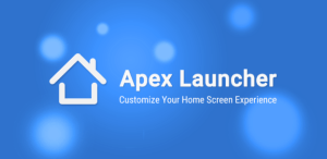 Android Apex Launcher