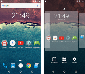 Launcher With App Hider