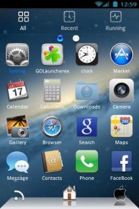 launcher mac os android
