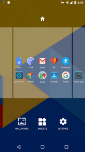 lightest android launcher download