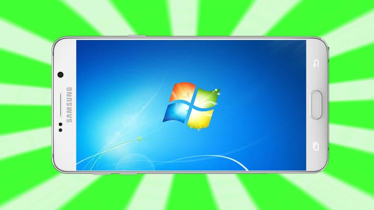 Android Windows 7 Apk Download (Best App)