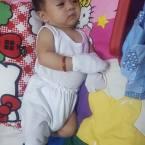 Baby Zach – Kuya Ped and Ate Daisy Atienza (October)
