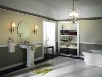 Antique Bathroom Lighting Fixtures   Light Fixtures Design ...