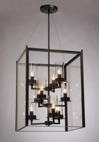 Black Foyer Light Fixtures | Light Fixtures Design Ideas