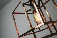 Copper Ceiling Lighting Fixtures | Light Fixtures Design Ideas