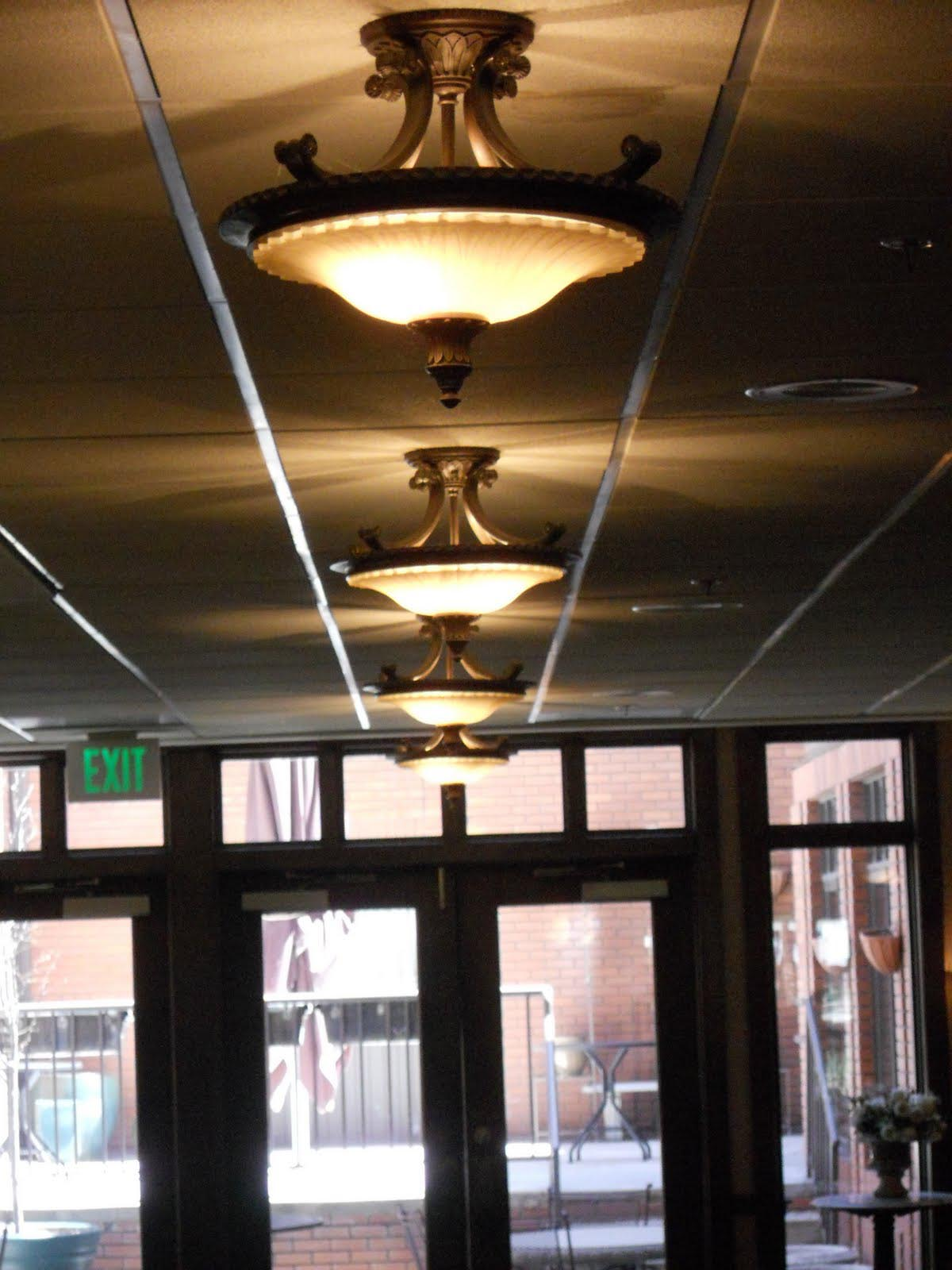 Foyer Pendant Light Fixtures