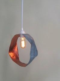 Hammered Copper Light Fixtures | Light Fixtures Design Ideas