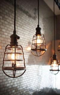 Industrial Vintage Lighting Fixtures | Light Fixtures ...