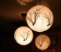 Japanese Lantern Light Fixture | Light Fixtures Design Ideas