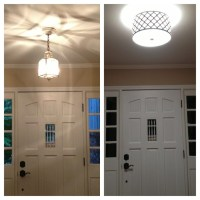 Entry Way Light - Home Ideas