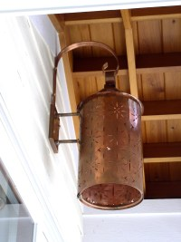 Outdoor Copper Light Fixtures