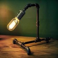 Retro Lighting Fixtures Industrial | Light Fixtures Design ...