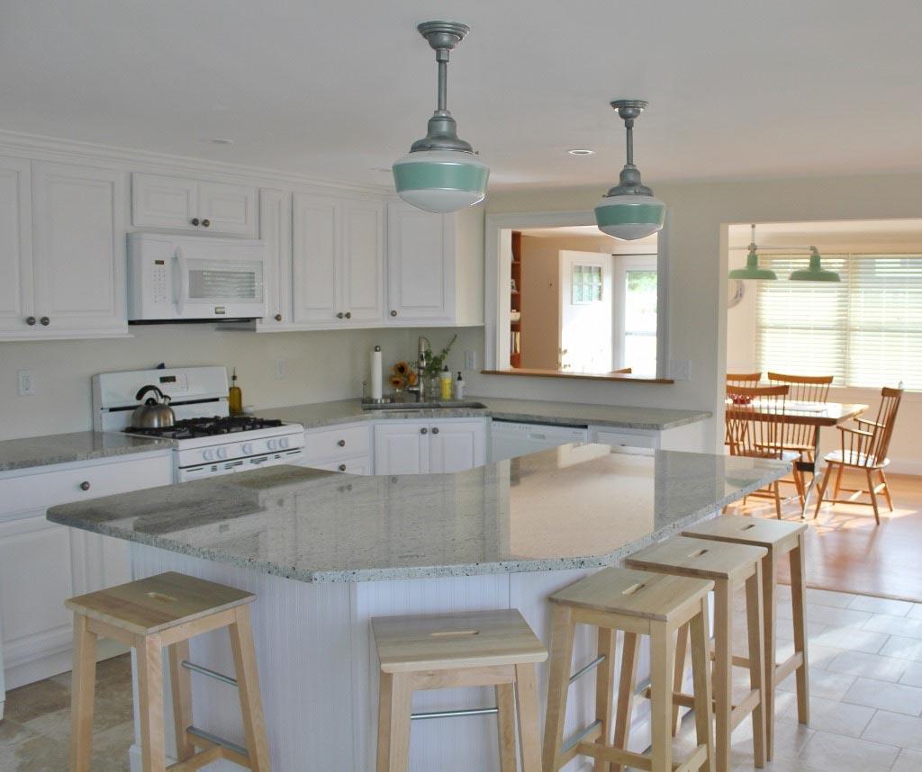 lantern kitchen lighting brick backsplash for vintage light fixtures design ideas
