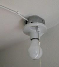 Wiring Closet Light Fixture | Light Fixtures Design Ideas