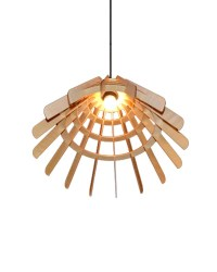Wooden Hanging Light Fixtures | Light Fixtures Design Ideas