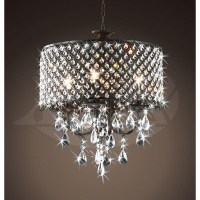 Brass And Crystal Chandelier Antique | Light Fixtures ...
