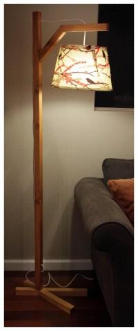 DIY Floor Lamp Projects | Light Fixtures Design Ideas