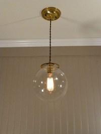 Charming Lightness of a Glass Bubble Chandelier   Light ...