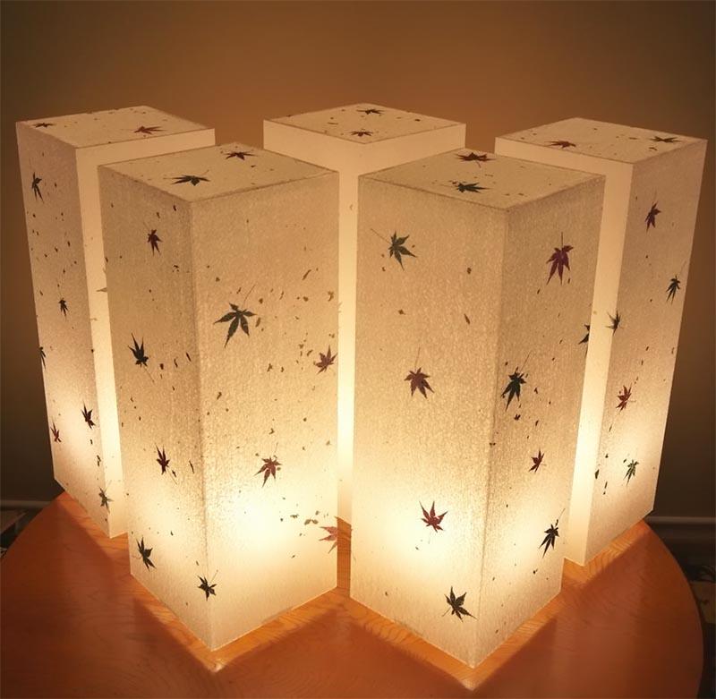 Japanese Lantern Floor Lamps
