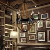 Outdoor Wrought Iron Candle Chandelier | Light Fixtures ...