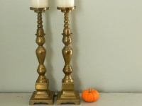 Tall Floor Candle Holder Stands | Light Fixtures Design Ideas