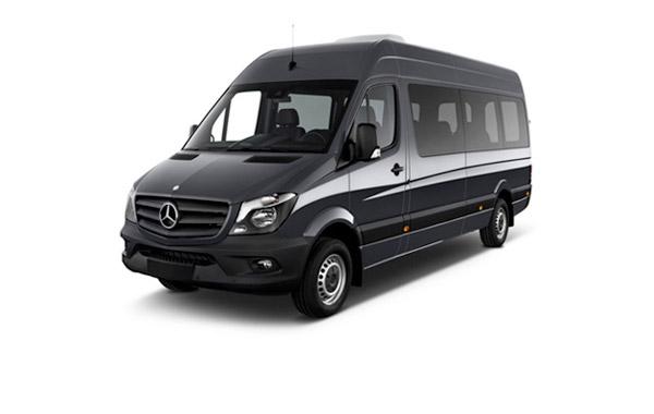 Mercedes Sprinter Luxury Van Rental Service, Rrue Taste of