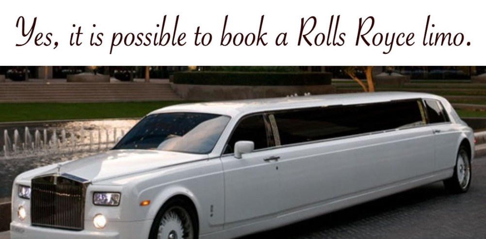 Rolls Royce Limo >> Yes It Is Possible To Book A Rolls Royce Limo In Washington