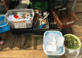 Iijima Farm tools