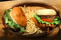 Kua Aina avocado burger