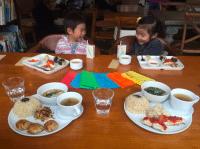 Organic Cafe Lulu Lunch