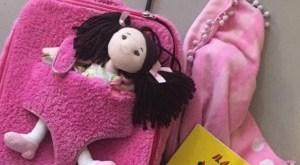 Toddler Travel Bag