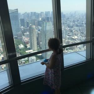 Tokyo Tower with Kids Children