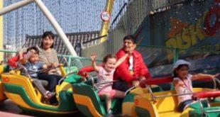 Hanayashiki Amusement Park, Asakusa