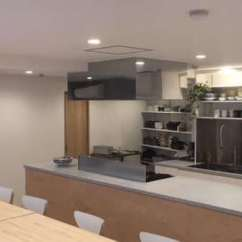 Kitchen Rental Wall Cabinets With Glass Doors Best Living Japan Studio Professional And Seminar Space Central Tokyo For 20