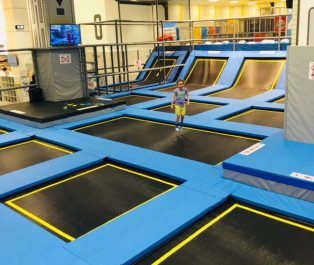 Space Athletic Tondemi, Top Tokyo Area Adventure Sports and Activity Centers