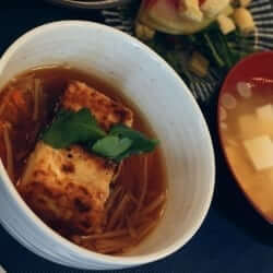 Cooking with Tofu, Japanese Cooking Classes in Tokyo
