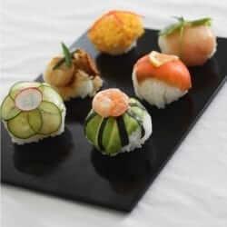 Temari Sushi cooking class